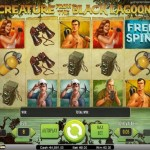 creature from the black lagoon spielautomaten kostenlos
