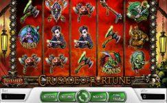 crusade of fortune spielautomaten kostenlos