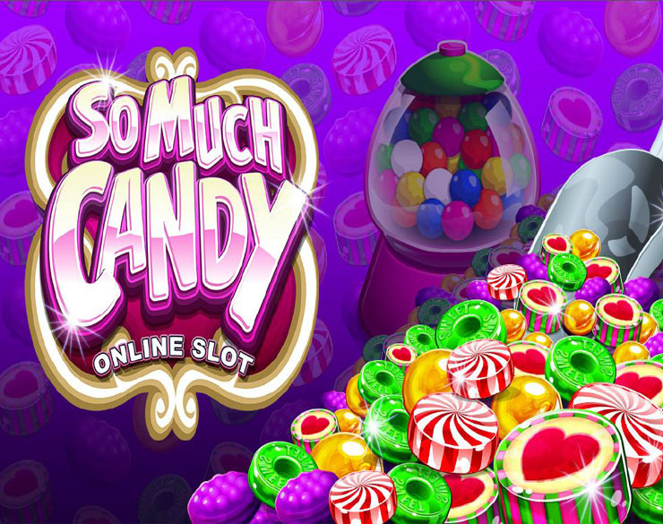 So Much Candy | Euro Palace Casino Blog