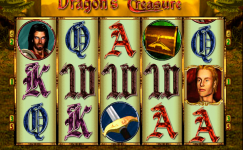 dragons treasure automatenspiele