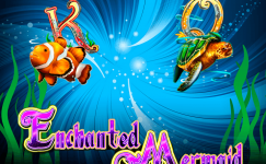 enchanted mermaids slot machine
