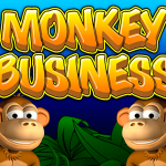 monkey business slot machine