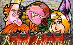 royal banquet slot machine