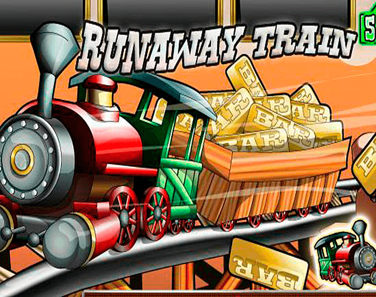 runaway train slot machine