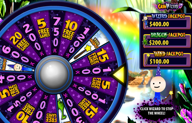 Cash Wizard Spielautomat   Screenshot (13)