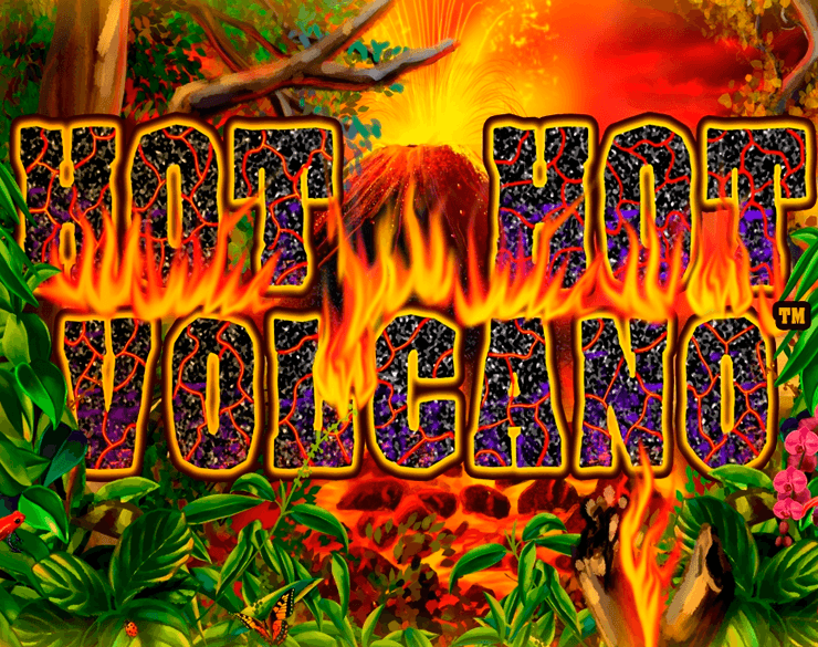 hot hot volcano slot machine