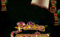 potion commotion slot machine