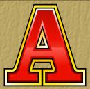 Mega Moolah kostenlos Slot   symbol A