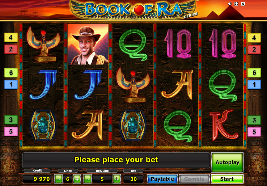 online casino novoline ra game