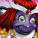 Mega Moolah kostenlos Slot   symbol 7