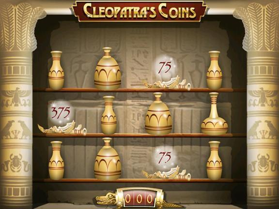cleopatras coins bonus