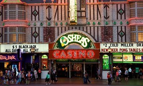 Craps O Sheas Las Vegas 007