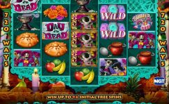day of the dead automatenspiele