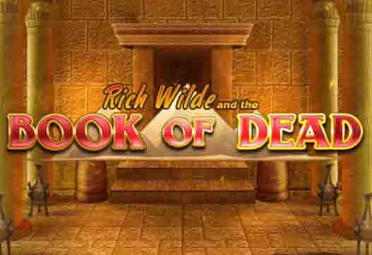 book of dead spielen