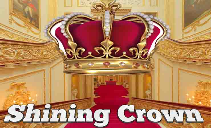 shining crown spielen