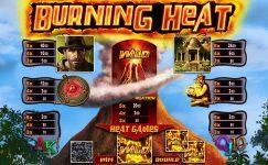 burning heat von merkur online casino kostenlos spiel