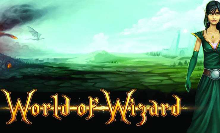 world of wizard spielen