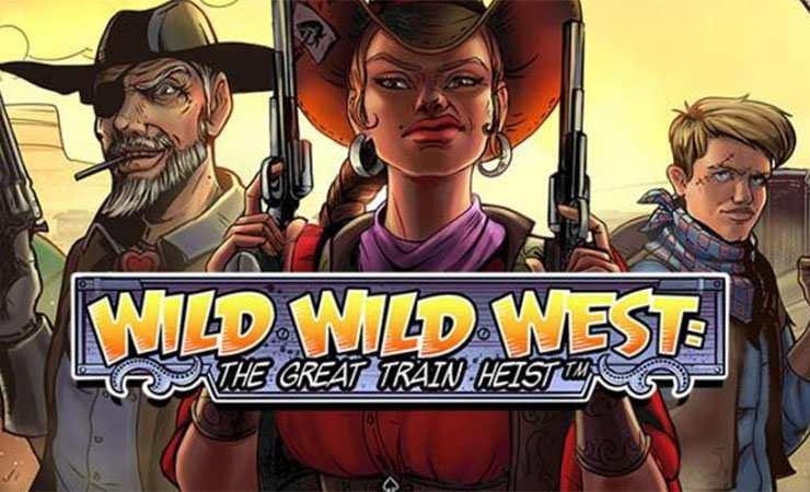 Spiele Wild West (NextGen) - Video Slots Online