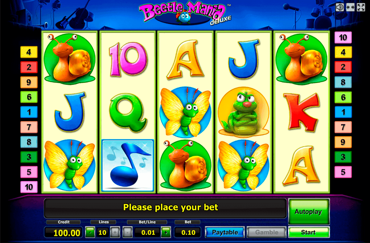 Spiele Jungle Mania - Video Slots Online