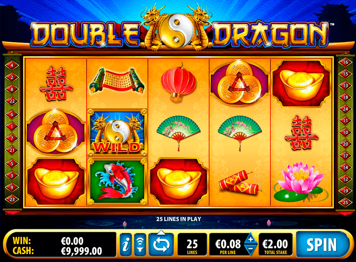 Spiele River Dragons - Video Slots Online