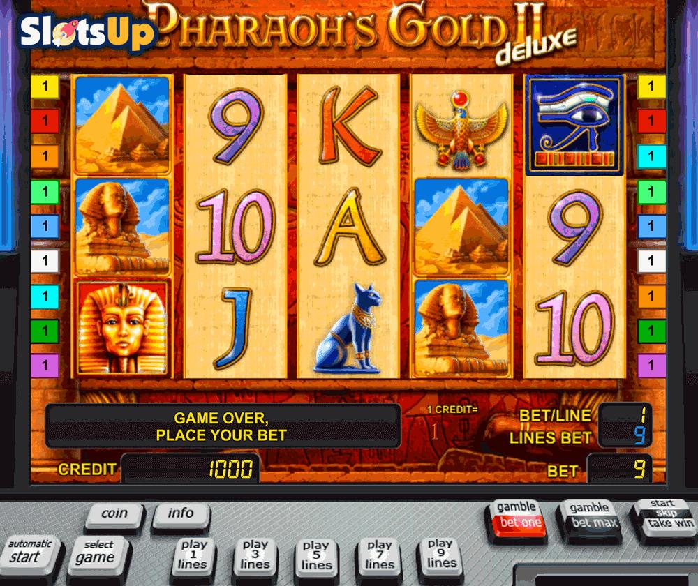 Pharaoh`s Gold II Deluxe