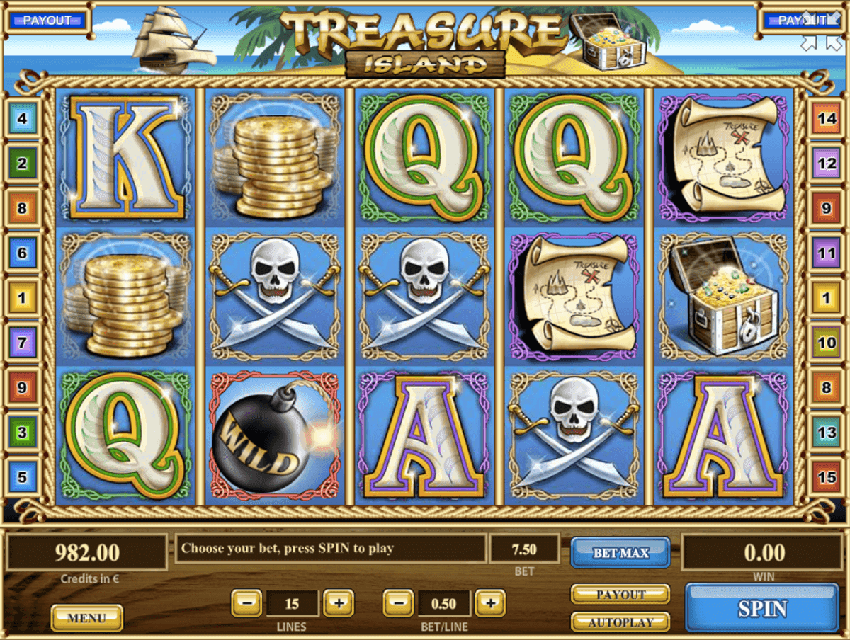 Spiele Cool Treasures - Video Slots Online