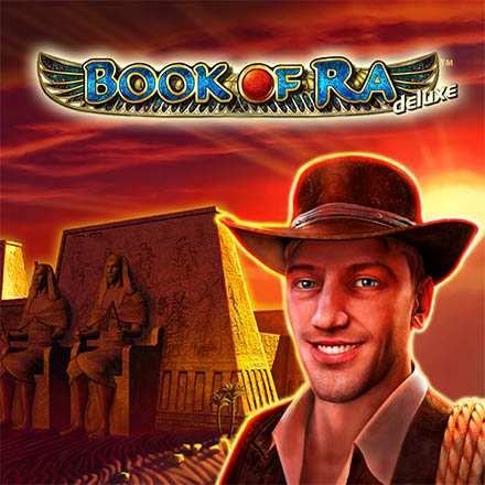 Book of Ra Spielautomat von Novoline Casino