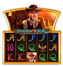 Book of Ra kostenlos spielen   TOP Novoline Slot Game