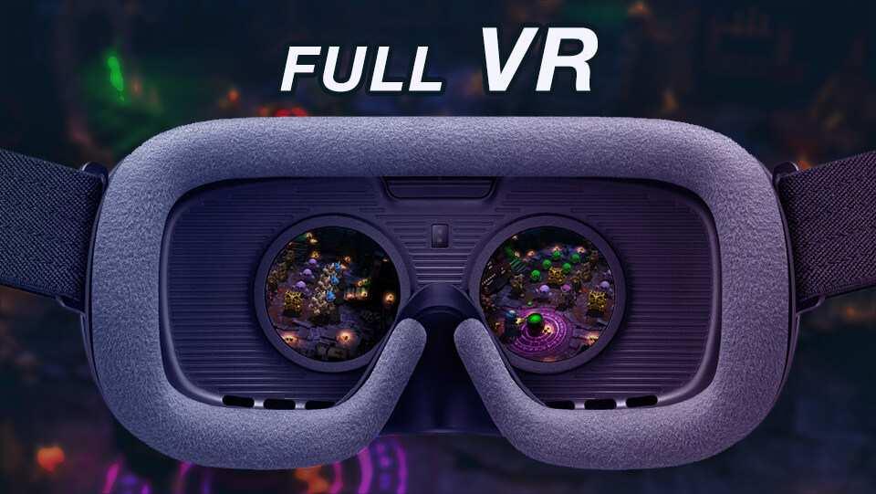 necromancer VR Spiele