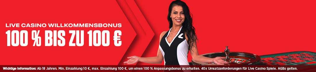 Ladbrokes Casino Willkommensbonus