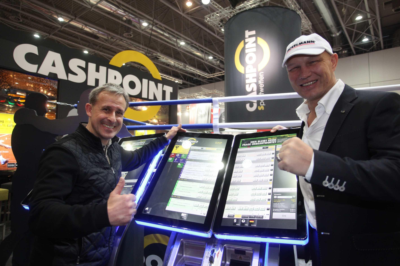 Merkur Cashpoint   Wettbüros für Sportwetten