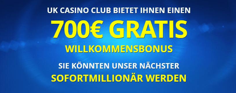 Online Casino Prämie