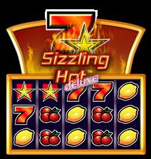 Sizzling Hot Deluxe kostenlos spielen   TOP Novoline Slot Game