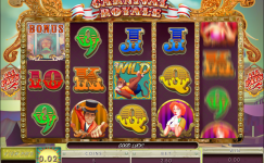 microgaming spielautomat carnival royale