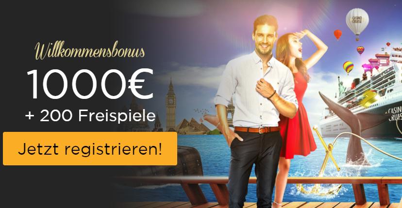 Casino Cruise Bonus Angebote
