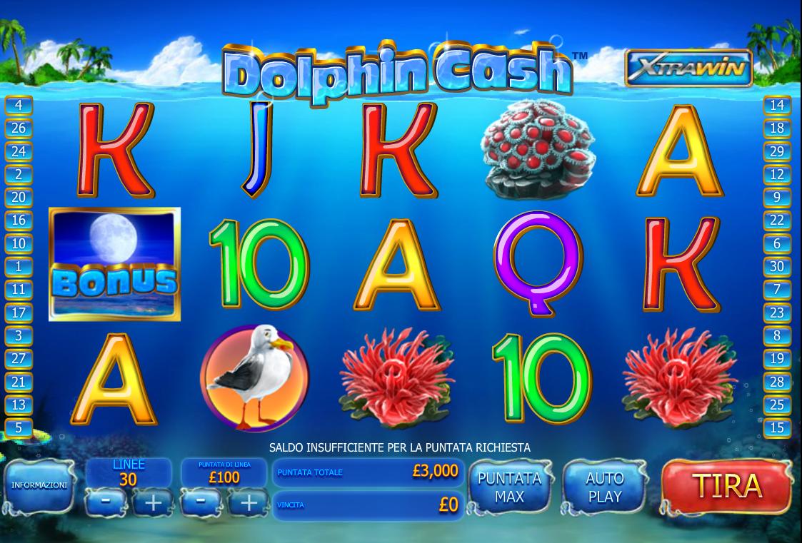 Dolphin Spiele