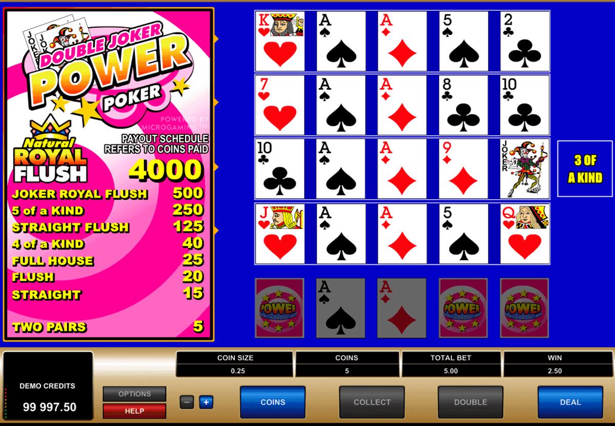 Spiele Double Joker - Video Slots Online