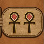 Eye of Horus kostenlos spiel Symbol Ankh Symbol