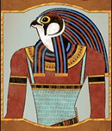 Eye of Horus spielautomat Horus symbol