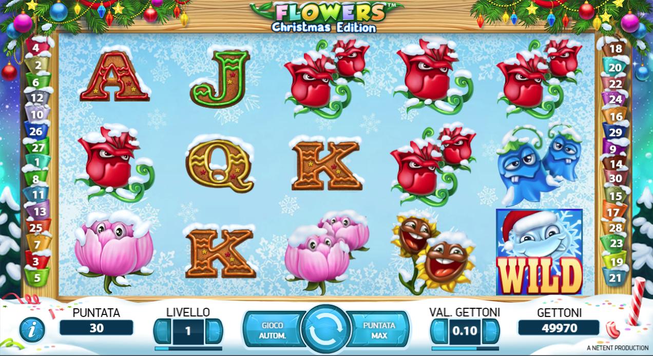 ▷ Flowers Christmas Edition kostenlos spielen ohne Anmeldung ...