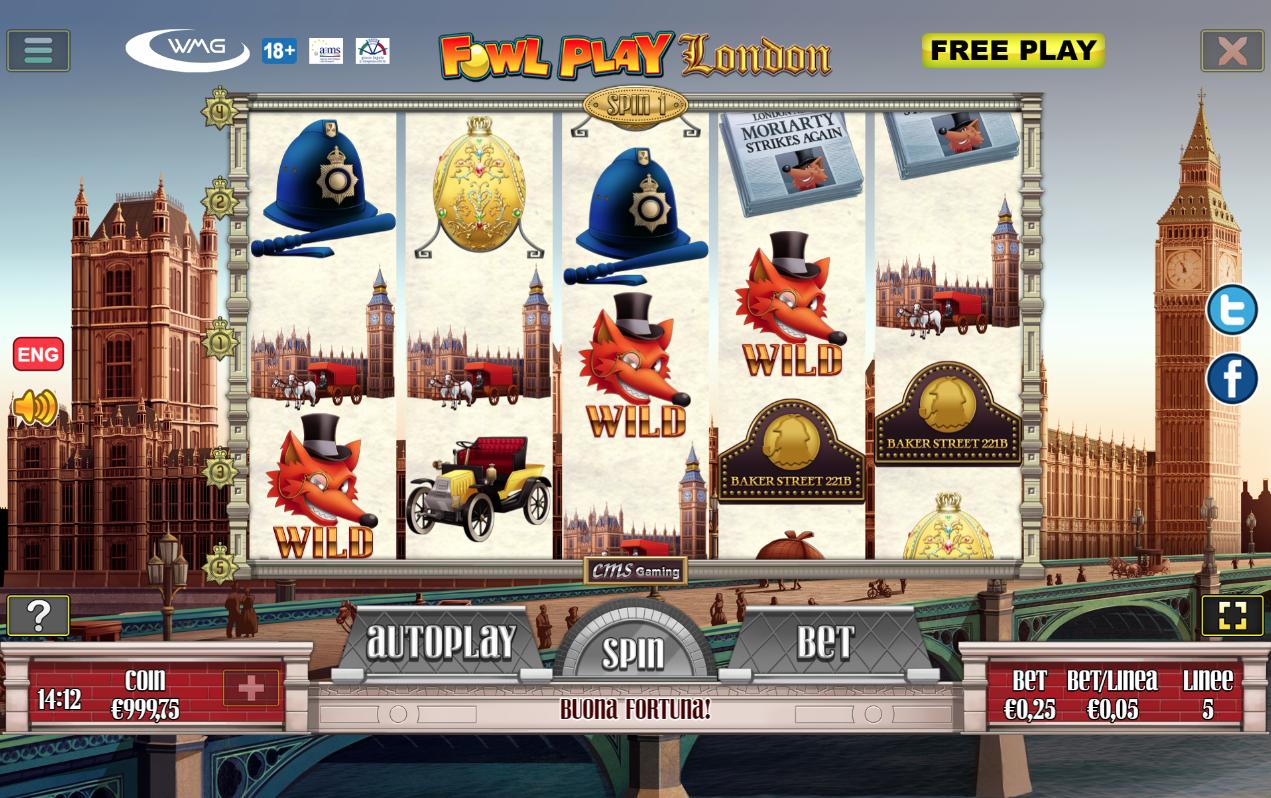 Fowl Play London