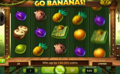 go bananas netent spielautomaten spielen