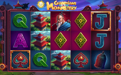 guardians of the monastery spielautomat von merkur online casino