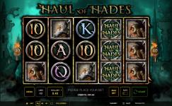 gratis haul of hades novoline automat