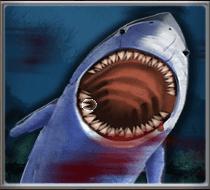 Hungry Shark spiele   symbol Hai