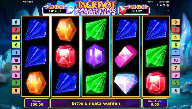 Kostenlos Diamonds Spielen