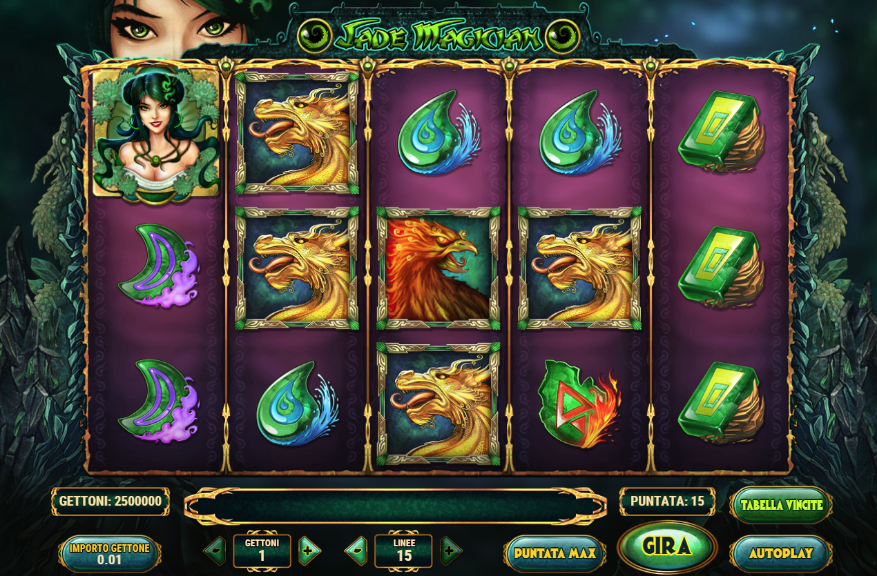 Spiele Jade Empire - Video Slots Online