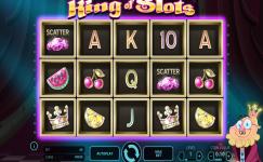 king of slots netent slots gratis