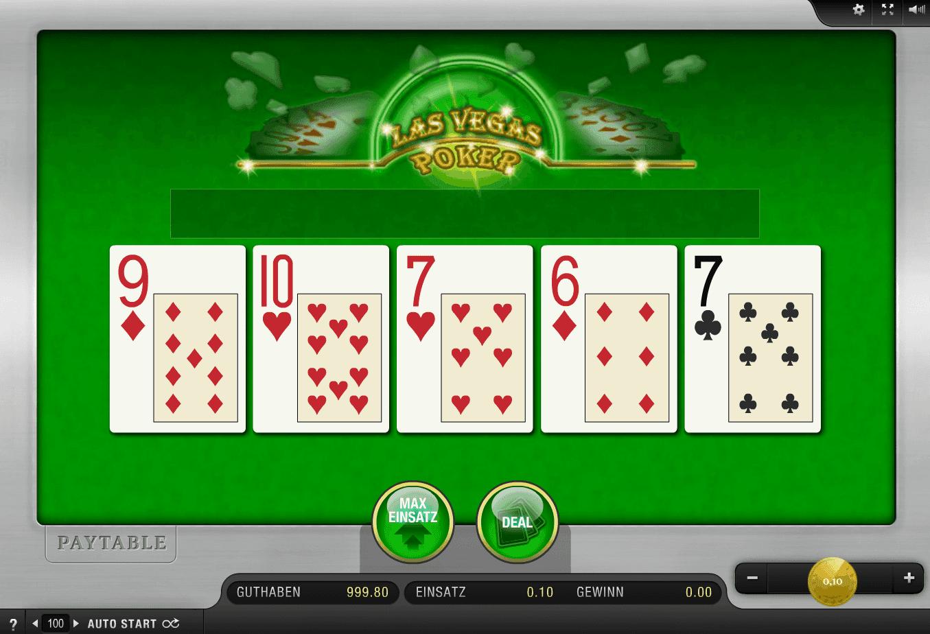 Kostenlos Pokern