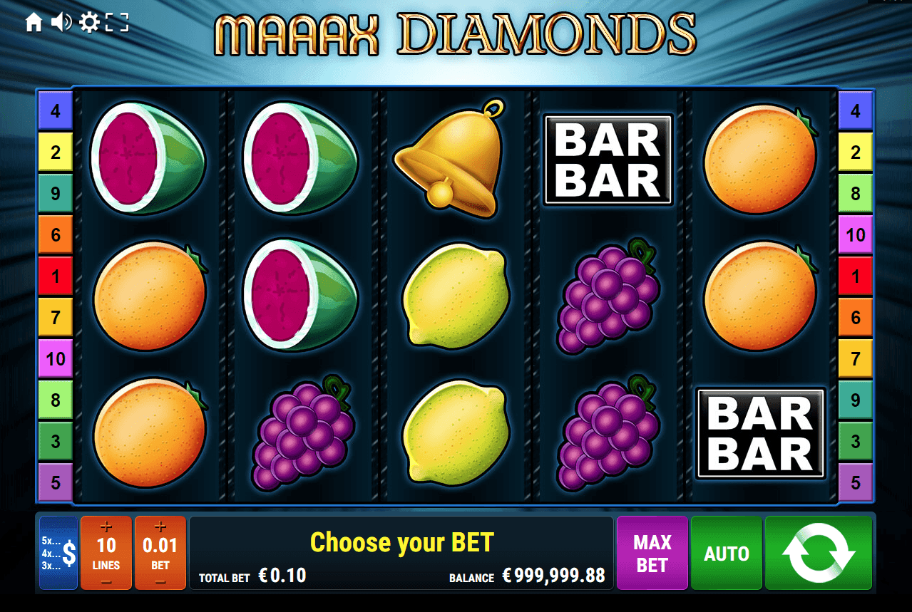 Spiele Diamonds Maaax - Golden Nights Bonus - Video Slots Online